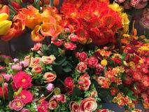 Чудесный роскошный букет свадьбы Стоковая Фотография