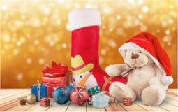 чулок рождества Стоковые Изображения