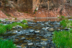 Чудо на естественных интересах Sedona Аризоны США Стоковое Фото