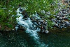 Чудо на естественных интересах Sedona Аризоны США Стоковая Фотография RF
