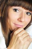 чудо девушки ожиданности Стоковая Фотография RF