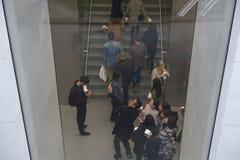 Чэнду раскрывает второй магазин Яблока Стоковые Фотографии RF