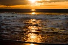 Чёрное море стоковое изображение
