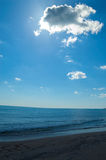 Чёрное море Стоковое Фото