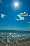 Чёрное море Стоковое Изображение RF