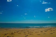 Чёрное море Стоковая Фотография