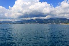 Чёрное море Стоковые Фото
