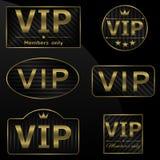 Члены Vip только Стоковое Изображение RF
