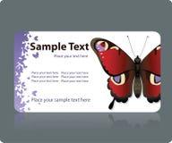 шаблон визитной карточки бесплатная иллюстрация