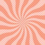 Шаблон искусства шипучки с сердцами иллюстрация вектора