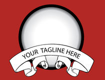 шаблон логоса Стоковое фото RF