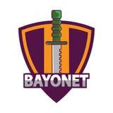 Шаблон логотипа штифта бесплатная иллюстрация