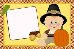 шаблон приветствиям пустой карточки Стоковое Фото