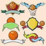 шаблон спорта серии Стоковое Изображение RF