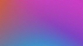 Шаблон с кругами Запачканные пузыри на абстрактной предпосылке иллюстрация вектора