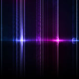 Шаблон технологии Стоковое Изображение RF