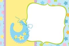 шаблон фото s младенца альбома бесплатная иллюстрация