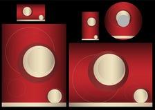 шаблон 11 Стоковое Изображение RF