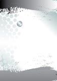 шаблон letterhead дела Стоковая Фотография RF