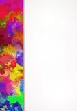 шаблон брошюры Стоковые Фотографии RF