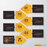 Шаблон знамен номера дизайна чистый вектор Стоковая Фотография RF