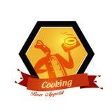 Шаблон дизайна логотипа вектора хлебопекарни хлеб или еда бесплатная иллюстрация