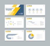 шаблон дизайна представления à¸'business Стоковое Изображение RF