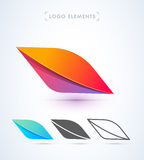 Шаблон логотипа сказа воздушных судн Стоковые Фото