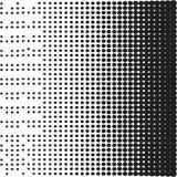 Шаблон предпосылки полутонового изображения Стоковая Фотография