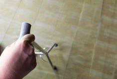 шагающая идя ручка 3 стоковое фото rf