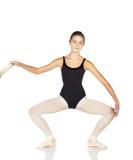 шаги балета Стоковые Фото