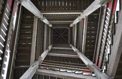 Шаги башни взгляда Стоковые Фотографии RF