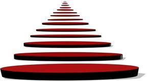 шаги безграничности к Стоковое Изображение RF