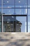 шаги входа передние Стоковая Фотография RF
