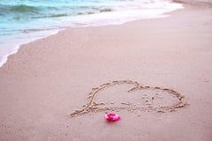 Шаги в бассейн открытого моря Стоковые Фото