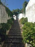 Шаги в милую майну в monchique, Португалии Стоковое Изображение