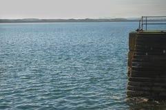 Шаги гавани, Cairnbulg Стоковые Фото