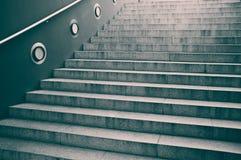 Шаги на лестницу Стоковые Изображения RF
