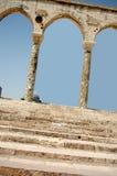 шаги раев к Стоковая Фотография
