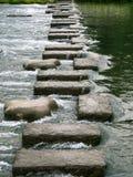 шаги цели к Стоковая Фотография