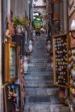 Шаги Taormina Стоковое Изображение RF