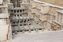 Шагнутая водяная скважина Patan Стоковые Фото