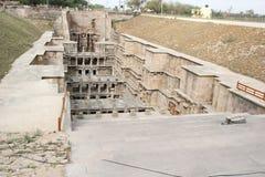 Шагнутая водяная скважина Patan Стоковые Изображения RF