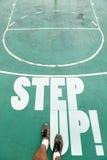 шаг вверх Стоковые Изображения