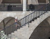 шаг женщины Стоковая Фотография RF