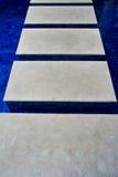 шаг над бассеином Стоковое Изображение RF