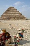 шаг пирамидки Стоковые Фотографии RF