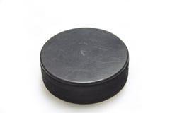 Шайба хоккея Стоковая Фотография