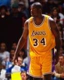 Шакил О'Нил, Лос-Анджелес Lakers Стоковое Изображение