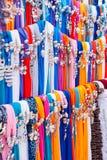 шали colorfull Стоковые Фото